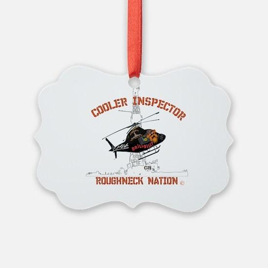COOLER INSPECTOR Ornament