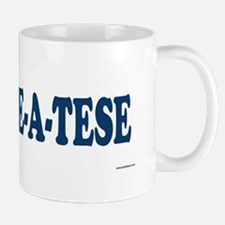 PEKE-A-TESE Mug