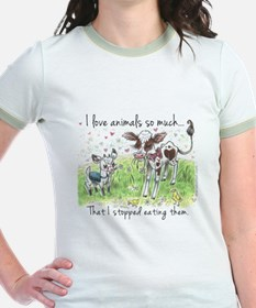 I love animals so much... T-Shirt