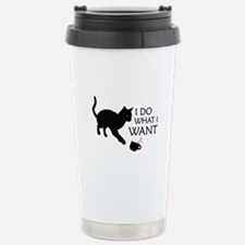 What do we want Travel Mug