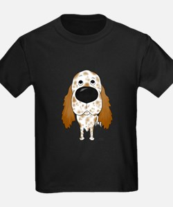 RedEnglishSetter5x7 Women's Cap Sleeve T-Shirt