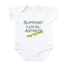 SLA - Buy My Stuff Infant Bodysuit