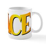 I Race Mug