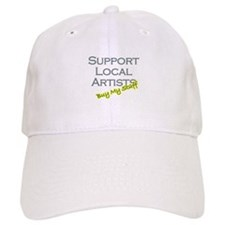 SLA - Buy My Stuff Baseball Cap