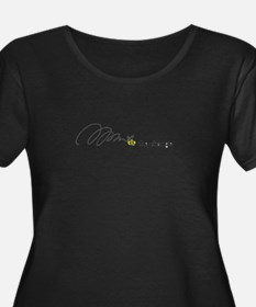 Bee The Change Plus Size T-Shirt