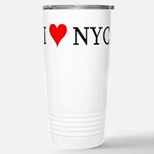 Cute Nyc Travel Mug