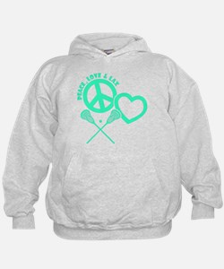 PEACE-LOVE-LAX Sweatshirt