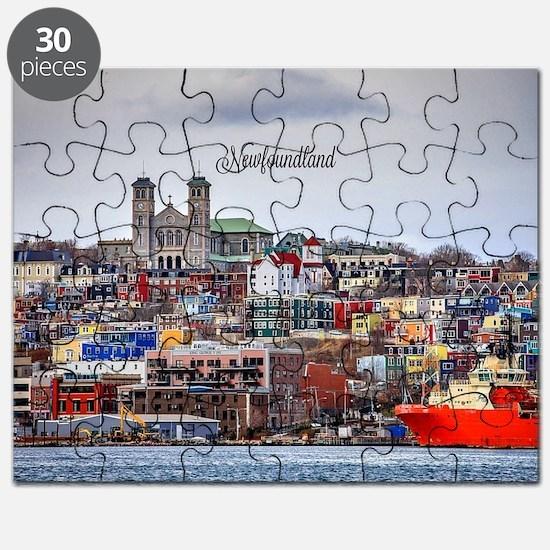 Unique Downtown Puzzle