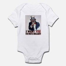 Uncle Bill Infant Bodysuit