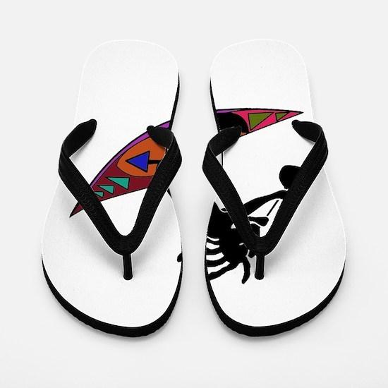KAYAKER Flip Flops