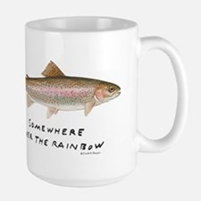 Somewere over the Rainbow Mugs