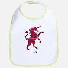 Unicorn - Rose Bib