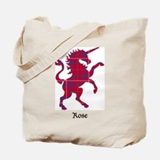 Unicorn - Rose Tote Bag