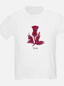 Thistle - Rose T-Shirt