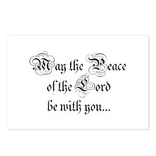 ...and also with you. Postcards (Package of 8)