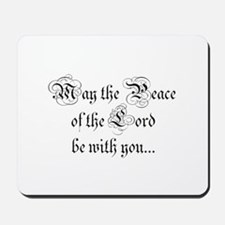 ...and also with you. Mousepad