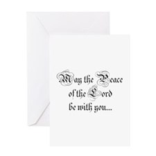 ...and also with you. Greeting Card