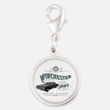 Supernatural - Winchester & Sons grey Charms