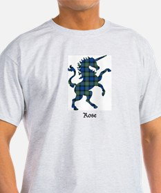 Unicorn-Rose hunting T-Shirt
