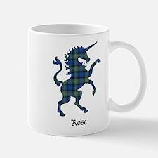 Unicorn-Rose hunting Mug