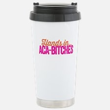 Cute Fat quotes Travel Mug