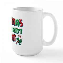 Christmas Calories Mug
