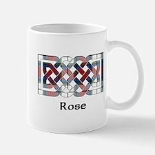 Knot-Rose dress Mug