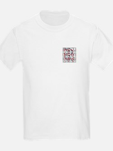 Monogram-Rose dress T-Shirt