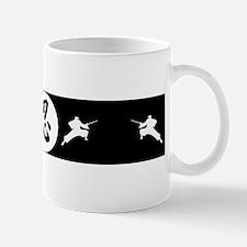 Ninja Men Mugs