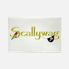Talk Like A Pirate - Scallywag Magnets