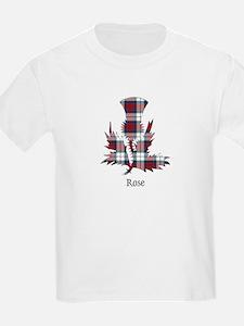 Thistle-Rose dress T-Shirt