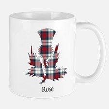 Thistle-Rose dress Mug