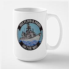 USS FLOYD B. PARKS Mugs