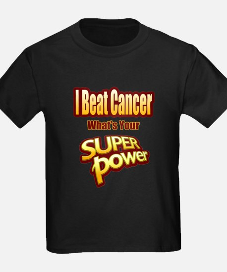 Super Power - Beat Cancer T-Shirt
