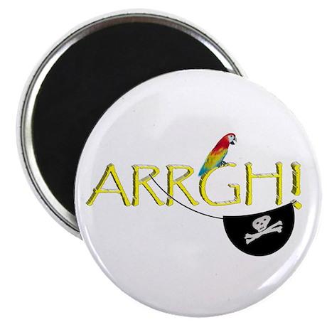 Talk Like A Pirate - ARRGH! Magnets
