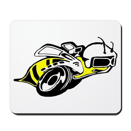 SUPER BEE 2 Mousepad