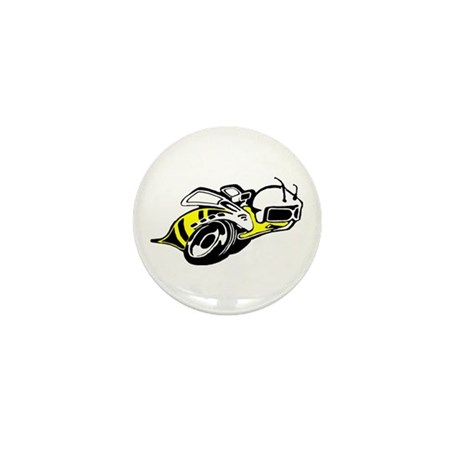 SUPER BEE 2 Mini Button