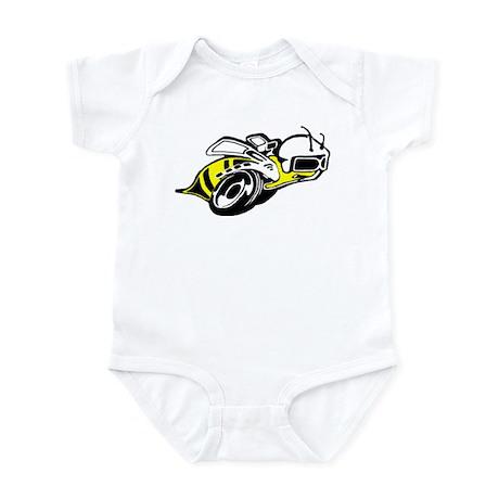 SUPER BEE 2 Infant Bodysuit