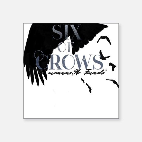 Leigh Bardugo Six of Crows Sticker