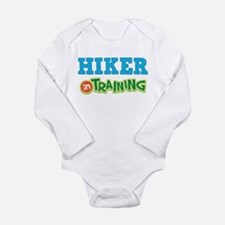 Hiker in Training Body Suit