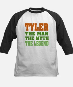 Tyler The Legend Baseball Jersey