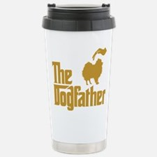 Funny Dog theme Travel Mug