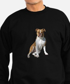 Am Bulldog 2 (Brn-W) Jumper Sweater