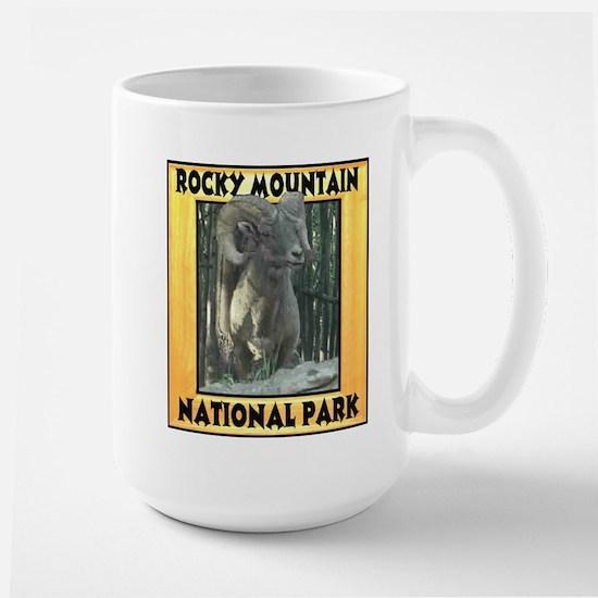 Rocky Mountain National Park Mugs