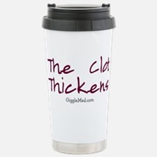 Cute Clot Travel Mug