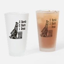 Funny Apha Drinking Glass
