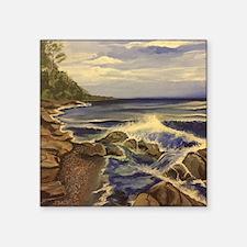 The Wave, Duluth, MN by Cassandra Gullicks Sticker