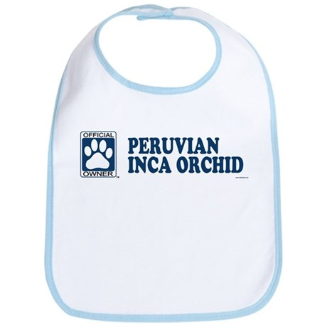 PERUVIAN INCA ORCHID Bib