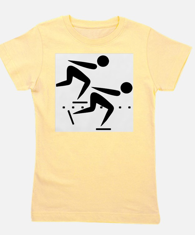 Speedskating T-Shirt
