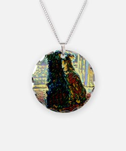 Cute Morkies Necklace
